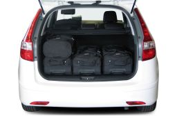Hyundai i30 (FD-FDH) 2008-2012 wagon Car-Bags.com travel bag set (3)