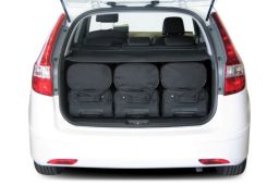 Hyundai i30 (FD-FDH) 2008-2012 wagon Car-Bags.com travel bag set (4)