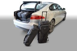 Jaguar XF (X260) 2015- Car-Bags.com travel bag set (1)