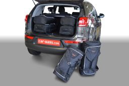 Kia Sportage III (SL) 2010-2015 Car-Bags.com travel bag set (1)