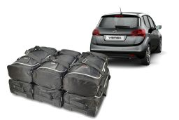 Kia Venga 2010- 5 door Car-Bags.com travel bag set (1)