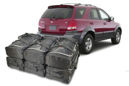 Kia Sorento I (JC-BL) 2002-2009 Car-Bags.com travel bag set (1)