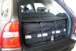 Kia Sportage II (JE) 2004-2010 Car-Bags.com travel bag set (4)