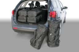 Kia Cee'd (JD) Sportswagon 2012-2018 Car-Bags.com travel bag set (1)