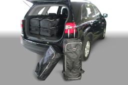 Kia Sorento II (XM) 2009-2015 Car-Bags.com travel bag set (1)