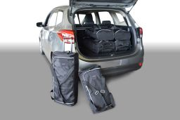 Kia Carens IV (RP) 2013- Car-Bags.com travel bag set (1)