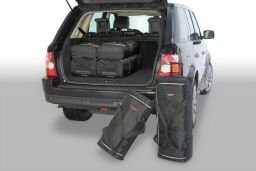 Land Rover Range Rover Sport I (L320) 2005-2013 Car-Bags.com travel bag set (1)