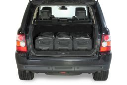 Land Rover Range Rover Sport I (L320) 2005-2013 Car-Bags.com travel bag set (2)