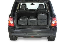 Land Rover Range Rover Sport I (L320) 2005-2013 Car-Bags.com travel bag set (3)