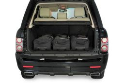Land Rover Range Rover III (L322) 2002-2013 Car-Bags.com travel bag set (2)