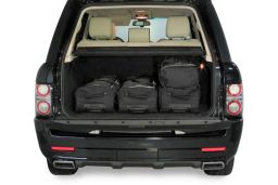 Land Rover Range Rover III (L322) 2002-2013 Car-Bags.com travel bag set (3)