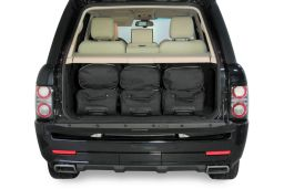 Land Rover Range Rover III (L322) 2002-2013 Car-Bags.com travel bag set (4)