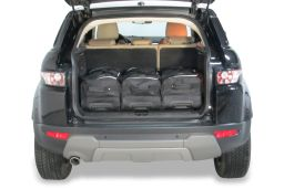 Land Rover Range Rover Evoque (L538) 2011- Car-Bags.com travel bag set (2)