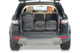 Land Rover Range Rover Evoque (L538) 2011- Car-Bags.com travel bag set (3)