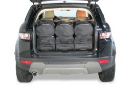 Land Rover Range Rover Evoque (L538) 2011- Car-Bags.com travel bag set (4)