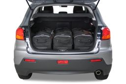 Mitsubishi ASX 2010- Car-Bags.com travel bag set (2)