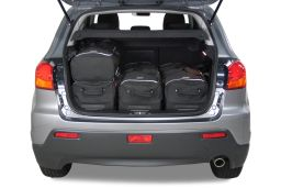 Mitsubishi ASX 2010- Car-Bags.com travel bag set (3)