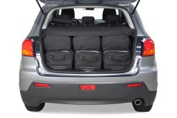 Mitsubishi ASX 2010- Car-Bags.com travel bag set (4)