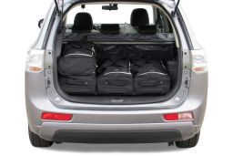 Mitsubishi Outlander PHEV 2013- Car-Bags.com travel bag set (3)