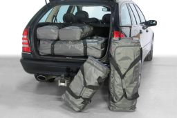 Mercedes-Benz C-Class estate (S203) 2001-2007 Car-Bags.com travel bag set (1)
