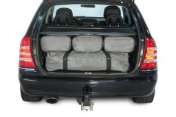 Mercedes-Benz C-Class estate (S203) 2001-2007 Car-Bags.com travel bag set (4)