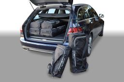 Mercedes-Benz C-Class estate Plug-In Hybrid (S205) 2015- Car-Bags.com travel bag set (1)