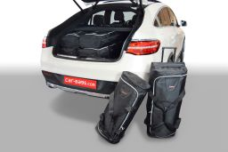 Mercedes-Benz GLE Coup? (C292) 2015- Car-Bags.com travel bag set (1)