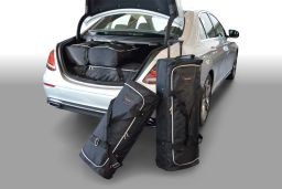 Mercedes-Benz E-Class (W213) 2016- 4 door Car-Bags.com travel bag set (1)