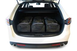 Mazda Mazda6 (GH) 2008-2012 wagon Car-Bags.com travel bag set (2)