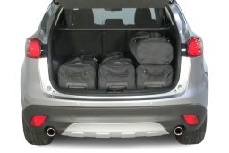 Mazda CX-5 (KE) 2012-2017 Car-Bags.com travel bag set (3)