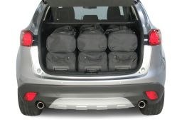 Mazda CX-5 (KE) 2012-2017 Car-Bags.com travel bag set (4)