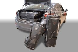 Mazda Mazda6 (GJ) 2012- 4 door Car-Bags.com travel bag set (1)