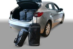 Mazda Mazda3 (BM) 2013- Car-Bags.com travel bag set (1)