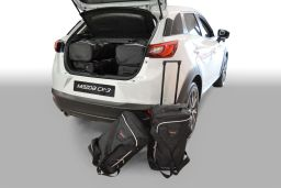Mazda CX-3 2015- Car-Bags.com travel bag set (1)