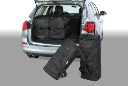 Opel Astra J Sports Tourer 2010-2016 Car-Bags.com travel bag set (1)