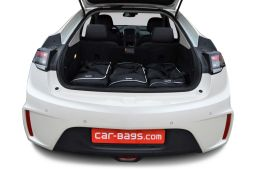 Opel Ampera 2012-2016 5 door Car-Bags.com travel bag set (2)