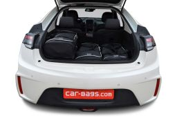 Opel Ampera 2012-2016 5 door Car-Bags.com travel bag set (3)