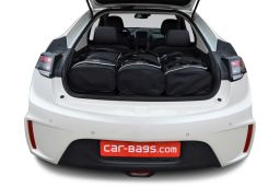 Opel Ampera 2012-2016 5 door Car-Bags.com travel bag set (4)