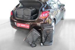 Opel Astra J 2009-2015 5 door Car-Bags.com travel bag set (1)