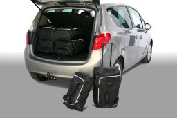 Opel Meriva B 2010-2017 Car-Bags.com travel bag set (1)