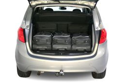 Opel Meriva B 2010-2017 Car-Bags.com travel bag set (2)