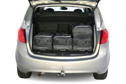 Opel Meriva B 2010-2017 Car-Bags.com travel bag set (3)
