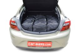Opel Insignia A 2008-2017 5 door Car-Bags.com travel bag set (2)