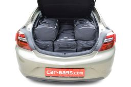 Opel Insignia A 2008-2017 5 door Car-Bags.com travel bag set (3)