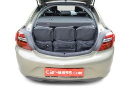 Opel Insignia A 2008-2017 5 door Car-Bags.com travel bag set (4)