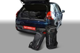 Peugeot 3008 I 2008-2016 Car-Bags.com travel bag set (1)