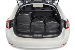 Peugeot 508 SW 2011- wagon Car-Bags.com travel bag set (3)