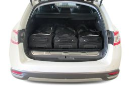 Peugeot 508 RXH HYbrid4 2012- wagon Car-Bags.com travel bag set (2)
