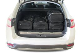 Peugeot 508 RXH HYbrid4 2012- wagon Car-Bags.com travel bag set (3)