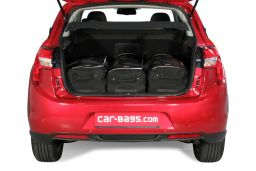 Peugeot 4008 2012- Car-Bags.com travel bag set (2)